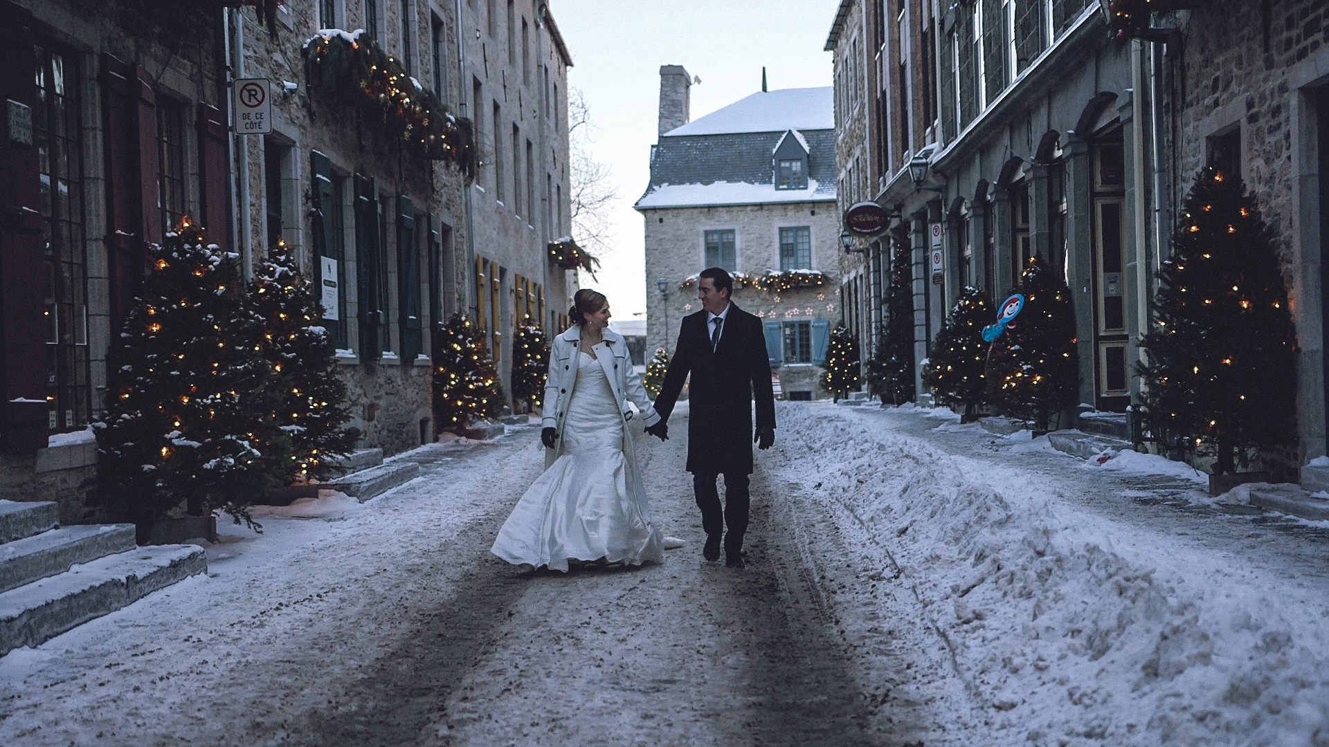 valentine's day elopement