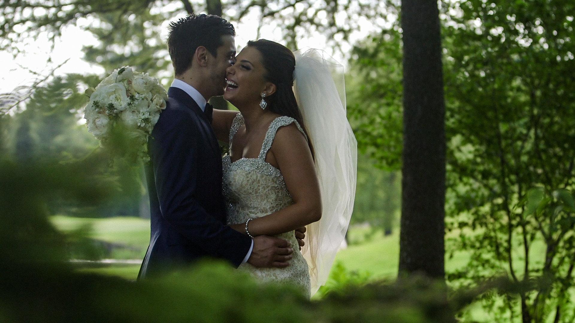 Amanda and Stefano Wedding Film